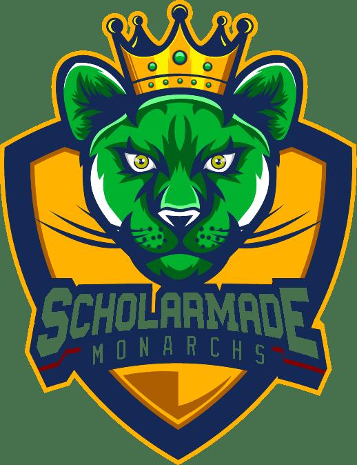 Scholar Made Monarchs logo
